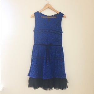 Bebop lace dress